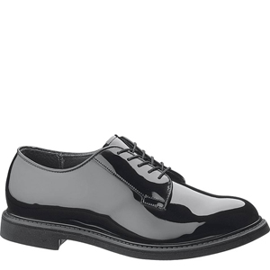 Bates E01301 DuraShocks High Gloss Uniform Oxford