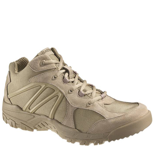 Bates E05131 Zero Mass Mid Desert Tan Tactical Shoe