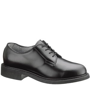 Bates E00769 Women's Leather Uniform Oxford