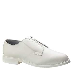 Bates E07131 Women's Bates Lites White Leather Uniform Oxford