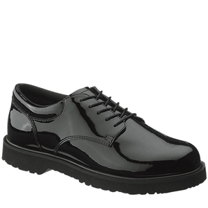Bates E22741 Women's High Gloss Duty Uniform Oxford