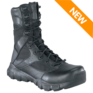 Reebok RB8825 Men's Dauntless Waterproof Side Zip Tactical Boot