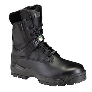 "5.11 ATAC 8"" Shield Black Tactical Boot"