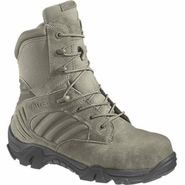 Bates E04276 GX-8 Men's USAF Sage Composite Toe Side Zip Boot