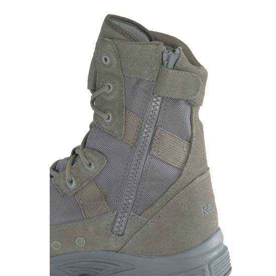 eac65ab7cefb ... Converse C8291 Velocity Composite Toe Side Zipper USAF Sage Green Boot  ...