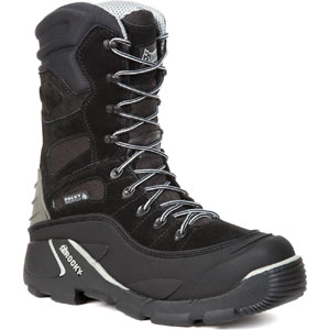 Rocky BlizzardStalker Pro Men's Waterproof Insulated Black Boot (5455)