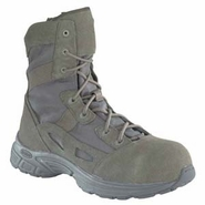 Reebok RB8291 Velocity Composite Toe Side Zip USAF Sage Green Boot
