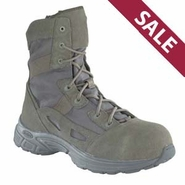 Converse C8291 Velocity Composite Toe Side Zipper USAF Sage Green Boot