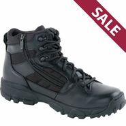 Altama 3466 Black 6 Inch Side Zip LITESpeed Combat Boot