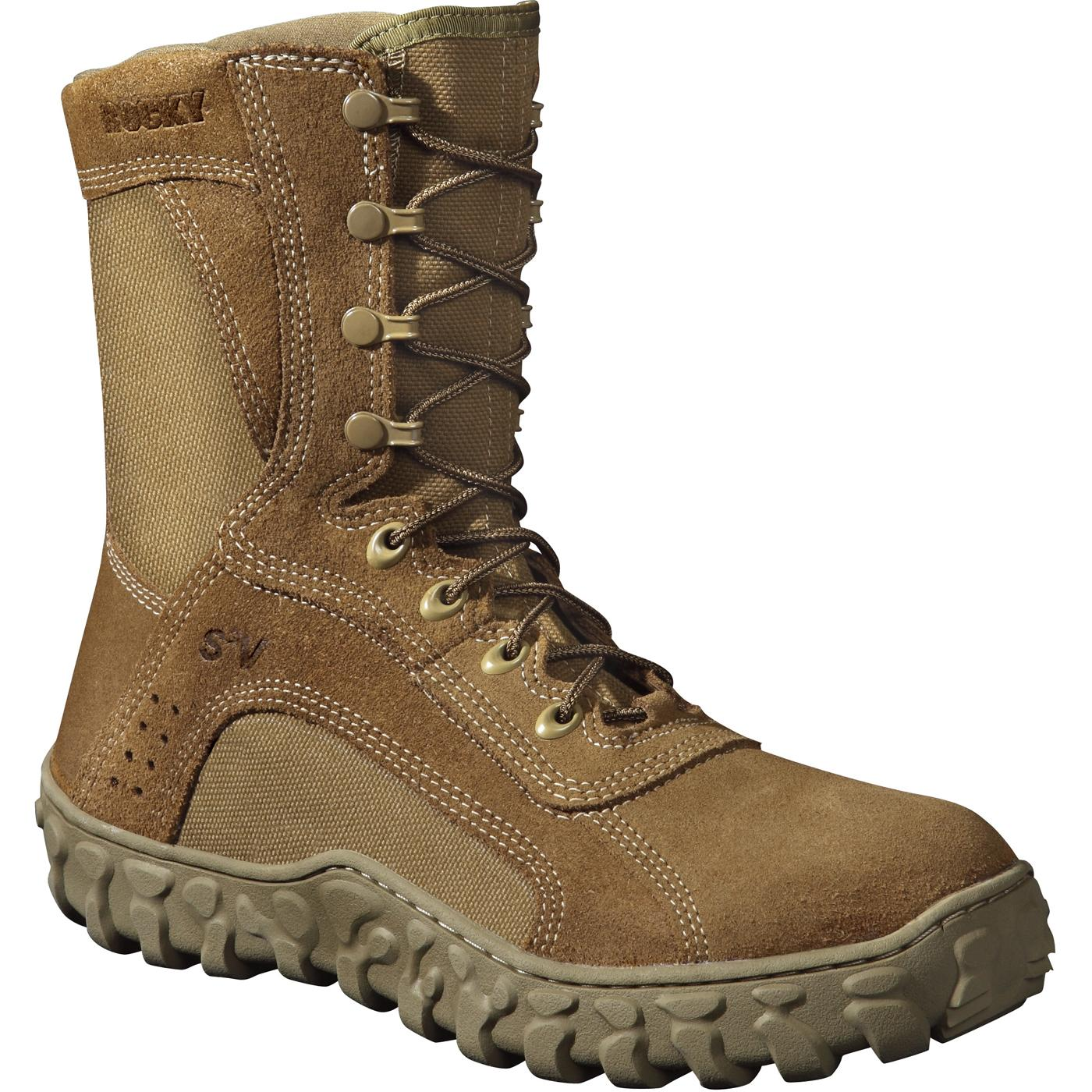 5e12f752d02 Rocky Military Boots on Sale - Free Size Exchange