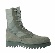 McRae 5188 Hot Weather Sage Green Air Force Boots (Ripple Outsole)