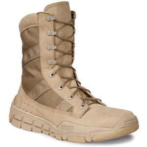 Rocky C4T Trainer Men's Desert Tan Military Duty Boot (1070)
