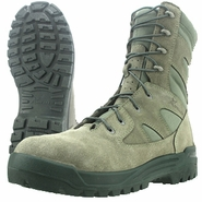 Wellco S477 Sage Green Signature Hot Weather Side Zip Combat Boot