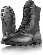 Wellco B930 Hot Weather Black Jungle Boots