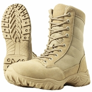 Wellco T109 ENTRY Hot Weather Side Zip Tactical Boot