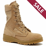 Belleville F340 DES Women�s Hot Weather Flight & Combat Vehicle (Tanker) Boot