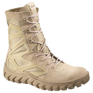Bates E06118 Men's Annabon Waterproof 8in Desert Tactical Boot