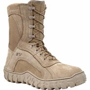 Rocky S2V Desert Tan Waterproof Insulated Military Boot (101-1)