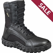 Rocky S2V Black Waterproof Military Duty Boot (323)