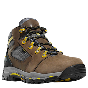 Danner 13856 Vicious GTX 4in Brown Safety Toe Work Boot