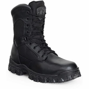 Rocky AlphaForce Zipper Composite Toe Black Duty Boot (6173)