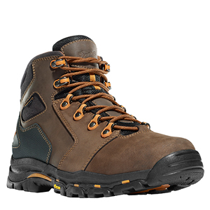 Danner 13860 Vicious GTX Waterpoof 4.5in Brown Safety Toe Work Boot