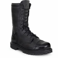 Rocky 2095 Men's Waterproof  Side Zipper Black Paratrooper Boot