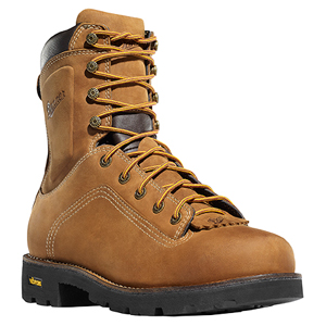 Danner 14553 Quarry Plain Toe Work Boot