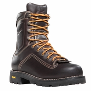 Danner 14551 Quarry 400G Plain Toe Brown Work Boot