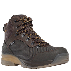 Danner 15538 Tektite Plain Toe GTX Waterproof XCR Brown Work Boot