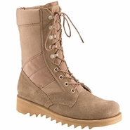Rothco 5058 Ripple Sole Desert Tan 10in Jungle Boot
