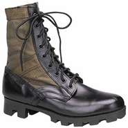 Rothco 5080 8in Green Jungle Boot