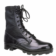 Rothco 5081 8in Black Jungle Boot