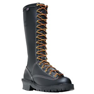 Danner 18200 Powerline Plain Toe Insulated 200g Work Boot
