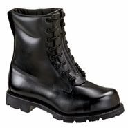 Thorogood TH-804-6446 Uniform Fire Safety 8in Front Zip Oblique Toe  Boot Safety Toe