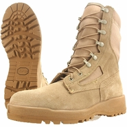Wellco T160 Tan Hot Weather Combat Boots