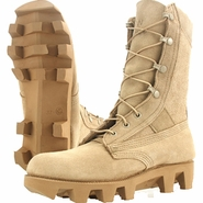 Wellco T213 Tan Blast & Mine Combat Boot