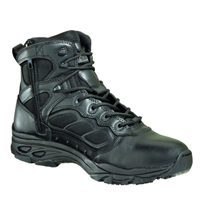 Thorogood 834-6526 6in ASR Ultra Light Side Zip Tactical Boot