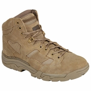 "5.11 Taclite 6"" Coyote Tan Tactical Boot"