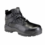 "5.11 ATAC 6"" Shield Composite Toe Side Zipper  Black Tactical Boot"
