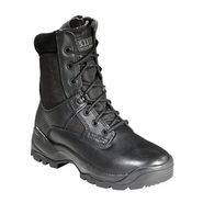 "5.11 Women's ATAC 8"" Storm Black Tactical Boot"