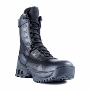 Ridge Men's Ghost Zipper Side Zip Tactical Uniform Boot 8010
