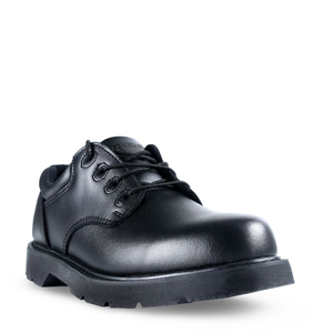 Ridge Men's Oxford Black Duty Oxford 7002