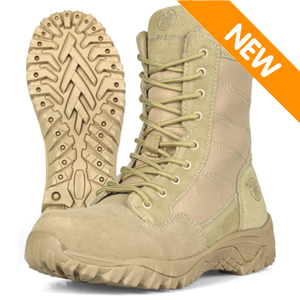 Smith & Wesson SW8T Desert Tan Tactical Boot