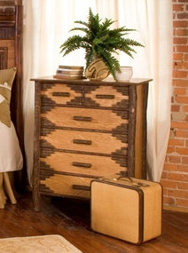 Phoenix Five Drawer Dresser