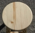 North Country Round Stool