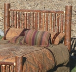 Mission Mountain Headboard