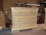 Little North Fork Three Drawer Chest