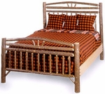 Wagon Wheel Headboard Only
