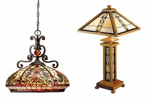 Dale Tiffany Lamps & Lighting